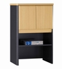 "Bush Series A - 24"" Storage Hutch Beech Collection - Bush Office Furniture - WC14325"
