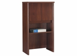 "Bush Series C - 24"" Storage Hutch  Hansen Cherry Collection - Bush Office Furniture - WC24406"