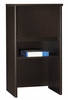 "Bush Series C - 24"" Storage Hutch  Mocha Cherry Collection - Bush Office Furniture - WC12906"