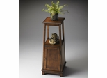 Butler Antique Cherry Pedestal Cabinet