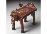 Butler Artifacts Horse Far East Accent Table