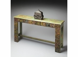 Butler Artifacts Mango Hardwood Console Table