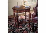 Butler Cherry Oval Side Table