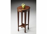 Butler Chestnut Burl Accent Table