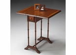 Butler Drop-Leaf Table Umber