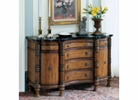 Butler Estate Six-Drawer Console Credenza