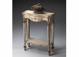 Butler Guilded Cream Console Table with Classical Motifs