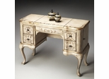 Butler Guilded Cream Hand Painted Decorative Finish Vanity