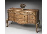 Butler Harborside Stately Console Chest