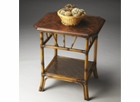 Butler Heritage Rattan Lamp Table