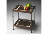 Butler Heritage Rich Cocoa Brown Tray Table
