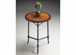 Butler Metalworks Handcrafted Distressed Accent Table