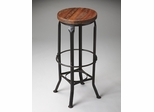 Butler Metalworks Iron Industrial-look Bar Stool