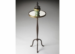 Butler Metalworks Romance Light Bronze Pedestal Table