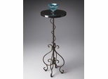 Butler Metalworks Swirls and Twirls Ramrod Pedestal