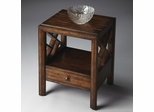 Butler Mountain Lodge Criss Cross Side Table