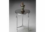 Butler Nickel Shimmering End Table