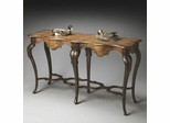 Butler Old Spanish Mission Provincial-inspired Console Table