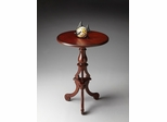 Butler Pedestal Table Plantation Cherry