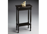 Butler Rubbed Black Hallmark Console Table