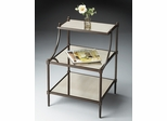 Butler Tiered Side Table Metalworks