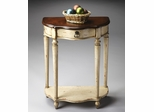 Butler Vanilla & Cherry Entryway Console Table