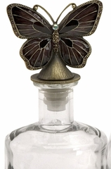 Butterfly Bottles (Set of 3) - IMAX - 27499-3