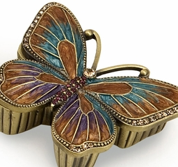 Butterfly Boxes (Set of 3) - IMAX - 27416-3