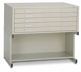 C-Files Package in Sand Beige Finish - Mayline Office Furniture