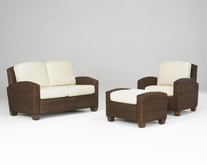Cabana Banana Living Room Set 1 in Cocoa - Home Styles - 5402-200
