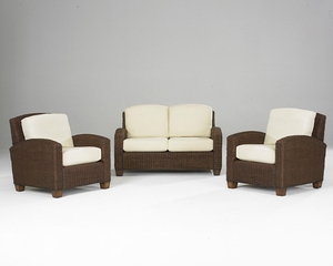 Cabana Banana Living Room Set 2 in Cocoa - Home Styles - 5402-300