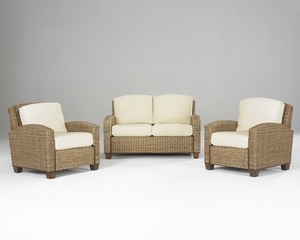 Cabana Banana Living Room Set 2 in Honey - Home Styles - 5401-300