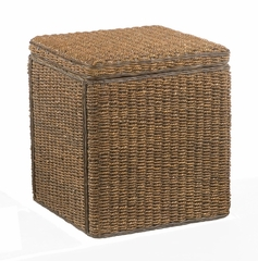 Cabana Banana Small Storage Trunk in Cocoa - Home Styles - 5402-26