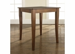 Cabriole Leg Pub Table in Classic Cherry Finish - Crosley Furniture - KD20001CH
