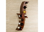 Calabria Wall Mount Wine Rack - Holly and Martin