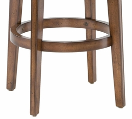 Calais Swivel Bar Stool - Hillsdale Furniture - 4298-830