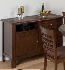 Caleb Brown Server with Tile Top - 976-95