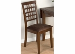 Caleb Brown Weaveback Chair - Set of 2 - 976-515KD