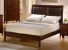 California King Size Bed - Tamara California King Size Bed in Walnut - Coaster - 201151KW