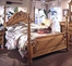 California King Size Poster Bed - Wynwood Furniture - 1621-954
