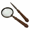 Calisto Magnifying Glass And Letter Opener - IMAX - 60073