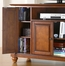 "Cambridge 48"" TV Stand in Classic Cherry Finish - Crosley Furniture - KF10002DCH"