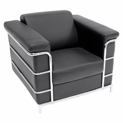 Cambridge Lounge Chair - 7901BK