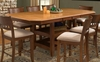 Camden Counter Height Table with Double Butterfly Leaf - Entree by APA Marketing - CAM-428436