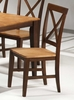 Camden Dining Side Chair (Set of 2) - Entree by APA Marketing - CAM-19SCRTA-SET