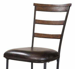 Cameron Ladder Back Non-Swivel Stools (Set of 2) - Hillsdale Furniture - 4671-825