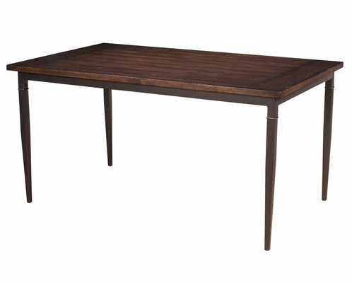 Cameron Rectangle Dining Table - Hillsdale Furniture - 4671DTBR