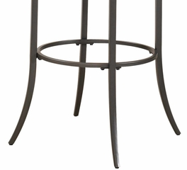 Cameron Swivel (Vertical Spindle Back) Bar Stool - Hillsdale Furniture - 4671-831