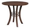 Cameron Wood Counter Height Round Dining Table - Hillsdale Furniture - 4671CTB