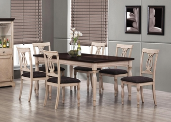 Camille Transitional 7PC Dining Set - 103581